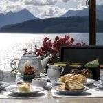Desayuno completo posada hosteria spa villa angostura