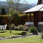 Entrada Jardin Cabana Maite Villa La Angostura Neuquen