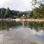 Frente Al Lago Cabana Maite Villa La Angostura Neuquen