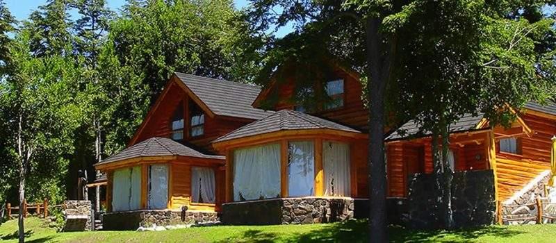 Cabaña Akermann en Villa la Angostura Neuquén Argentina