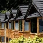 Ventanales habitaciones posada hosteria spa villa angostura