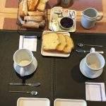 Desayunador Las Cumbres Hotel Departamento Hosteria Villa La Angostura Neuquen