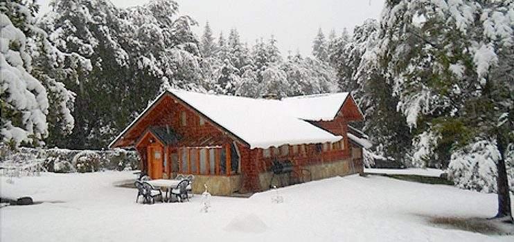 Cabaña Ayres Del Manzano en Villa la Angostura Neuquén Argentina