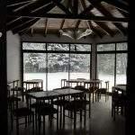 Comedor hosteria villa langostura argentina angostura