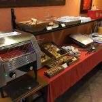 Desayuno comarca villa langostura argentina angostura