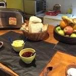 Desayuno Hostel Chaco Villa Langostura Neuquen Argentina 2 La Angostura
