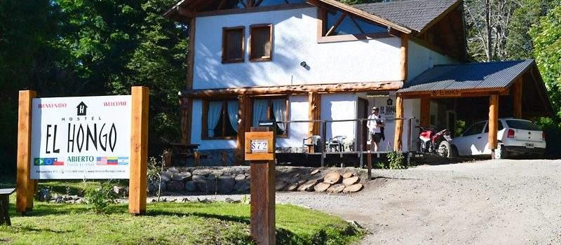 Hostel El Hongo en Villa la Angostura Neuquén Argentina