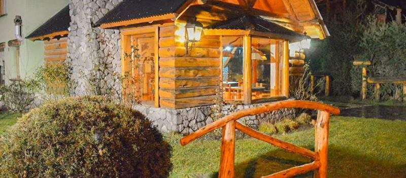 Hostel Traunco en Villa la Angostura Neuquén Argentina