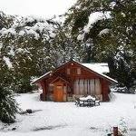 Exterior ayresdelmanzano villa langostura argentina angostura