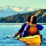Kayak Pilon Villa Langostura Argentina Hostel 2 Don La Angostura Neuquen