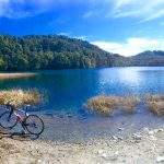 Lago villa langostura argentina angostura