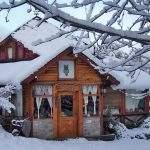 Nieve Cabana Rumaandina Langostura Neuquen Argentina 2 Ruma Andina Villa La Angostura