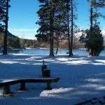 Nieve Donhoracio Villa Langostura Argentina Camping 2 Don Horacio La Angostura Neuquen