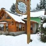 Nieve villa langostura argentina angostura