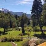 Paisaje villa langostura argentina angostura