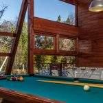 Pool villa langostura argentina angostura