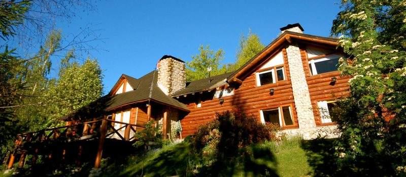 Cabaña Ruma Andina en Villa la Angostura Neuquén Argentina