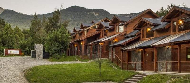 Aparthotel Arbolar en Villa la Angostura Neuquén Argentina