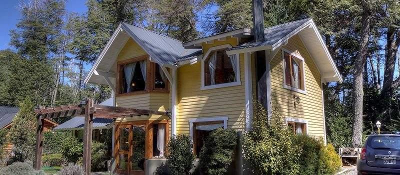 Cabaña Malen en Villa la Angostura Neuquén Argentina