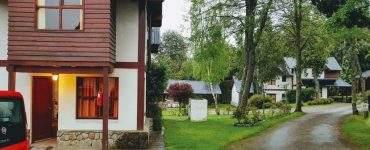 Cabañas La Villa Del Montañes