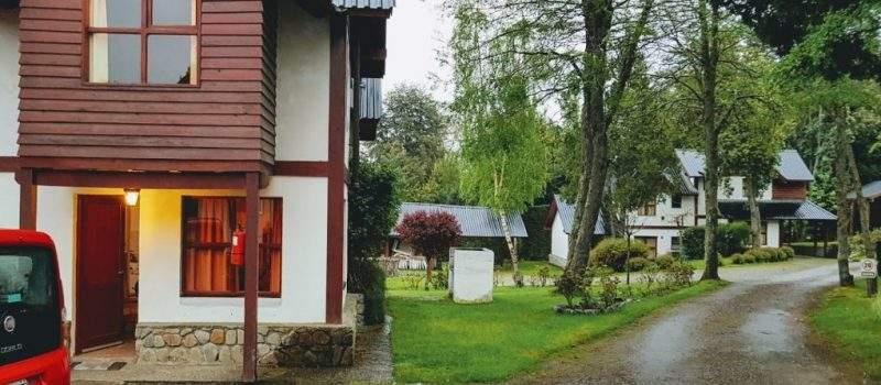 Cabaña La Villa Del Montañes en Villa la Angostura Neuquén Argentina