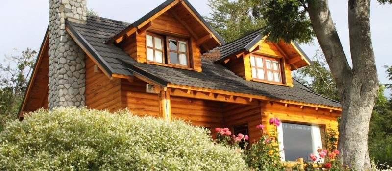 Cabaña Quetrihué en Villa la Angostura Neuquén Argentina