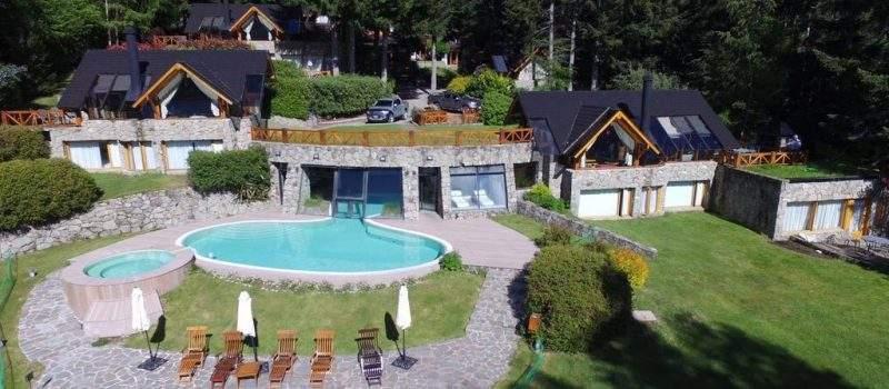 Aparthotel Costa Serena en Villa la Angostura Neuquén Argentina