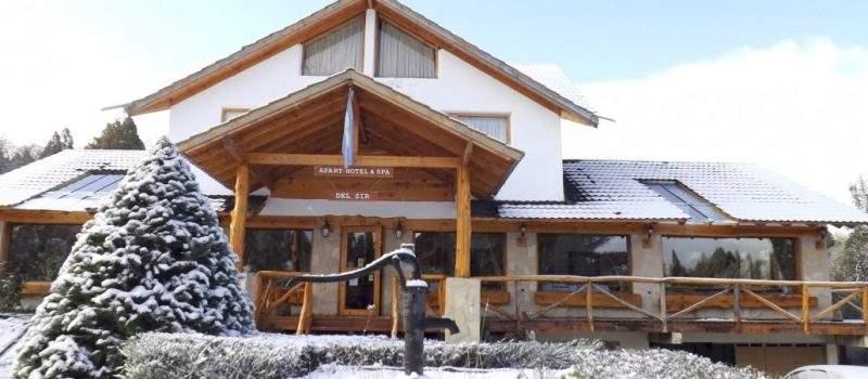 Aparthotel Del Sir en Villa la Angostura Neuquén Argentina