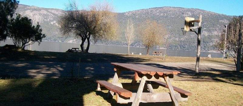 Camping Don Horacio en Villa la Angostura Neuquén Argentina