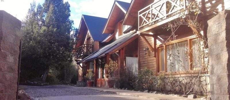 Aparthotel Huellas Andinas en Villa la Angostura Neuquén Argentina