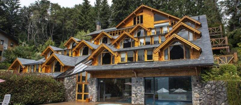 Hotel Puerto Sur en Villa la Angostura Neuquén Argentina