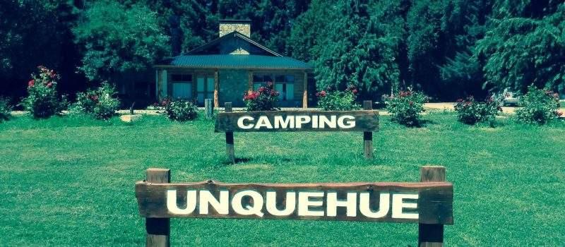 Camping Unquehue en Villa la Angostura Neuquén Argentina