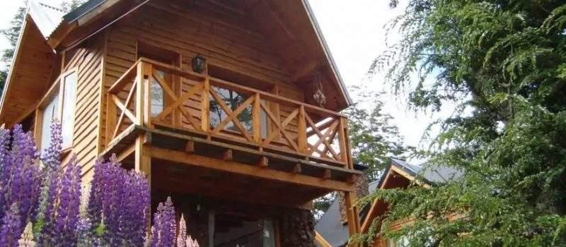 Alquiler de Casa El Umbral en Villa la Angostura Neuquén Argentina